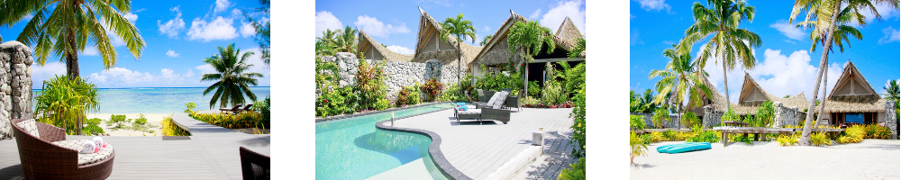 5-Sterne Villas Aitutaki