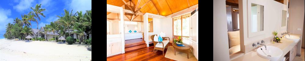 4,5 Sterne Boutique Resort Rarotonga