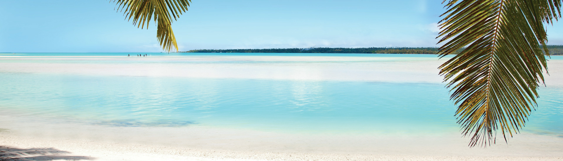 Unterkünfte auf den Cook Inseln