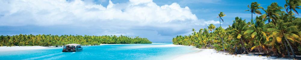 Erlebnisreise Rarotonga Tagesausflug nach Aitutaki