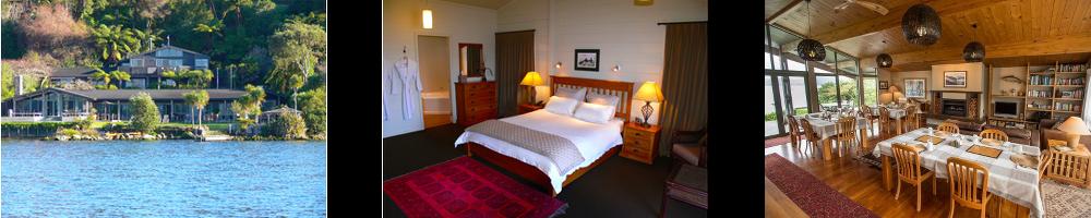 Boutique Lodge Rotorua Region