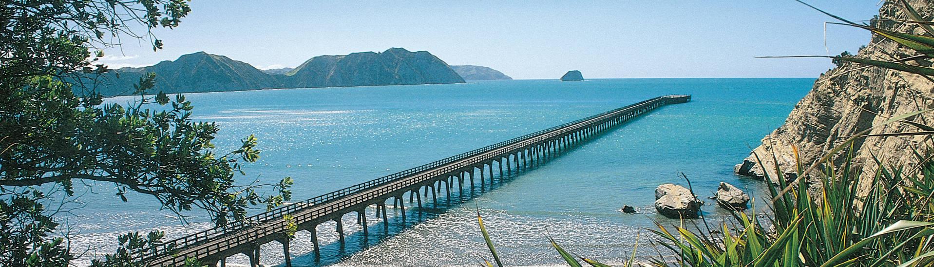 Eastland Nordinsel Neuseeland