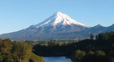 Taranaki Nordinsel Neuseeland