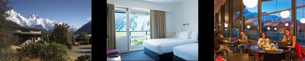 MtCook-Neuseeland Reise Zug Bus-AOTEAUNIC Reisen