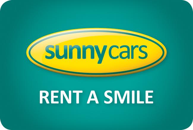 Sunny Cars Logo Partner für Mietwagen weltweit