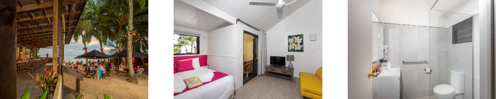 3-Sterne-Resort Rarotonga Westen