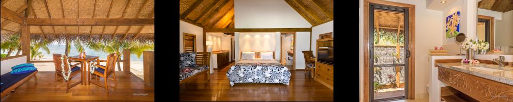 4 Sterne Boutique Villa Aitutaki