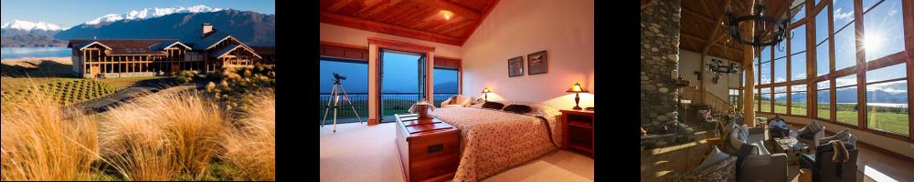 Boutique Lodge in Fiordland