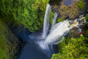 Fuipisia Waterfall Samoa
