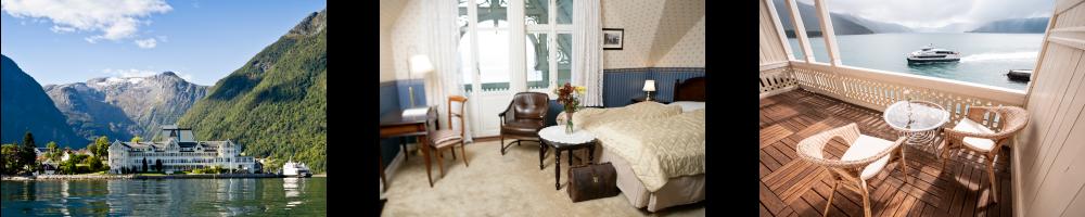 Hotel in Balestrand