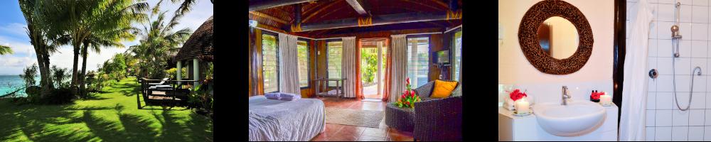 Hotel Resort im Norden von Savia'i