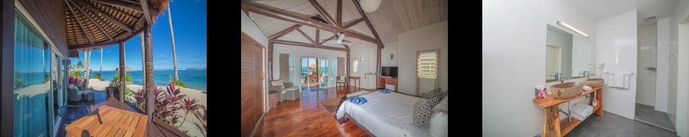 Hotel im Süden von Upolu