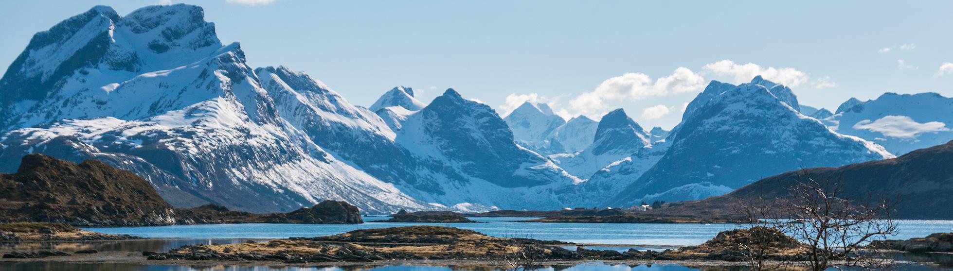 Reisestile Norwegen