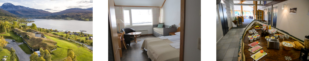 Tennevoll Bed and Breakfast
